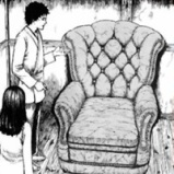 The Human Chair https://otakusfanaticos.wordpress.com/2014/12/03/the-human-chair/