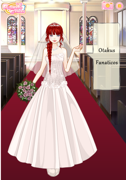Jogos rinmaru games otakus fanaticos for Dress up games wedding