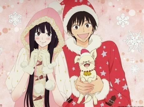 anime-christmas-cute-kimi-ni-todoke-kimitodo-favim-com-249421