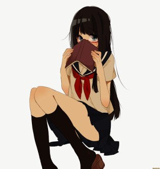 anime-art-girl-shy-1218705
